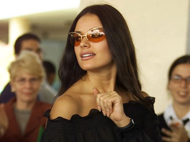 """""""Мисс Вселенная 2002"""" Оксана Федорова"""
