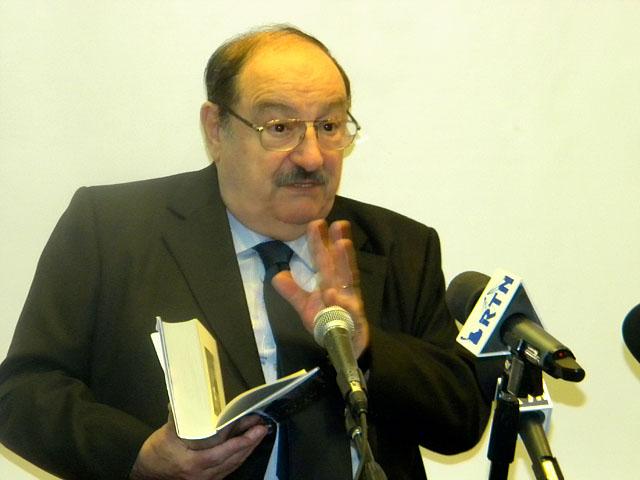 Умберто Эко: о своей новой книге про антисемитизм и o будущем литературы