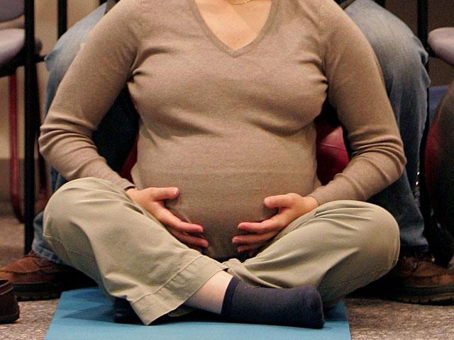 Риск беременности в 50