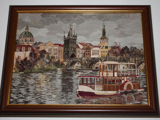 """Прага"" (Мальвина Машкит)"