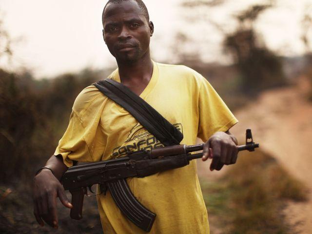 Двое суданских священников, находятся в заложниках у вооруженной группы повстанцев