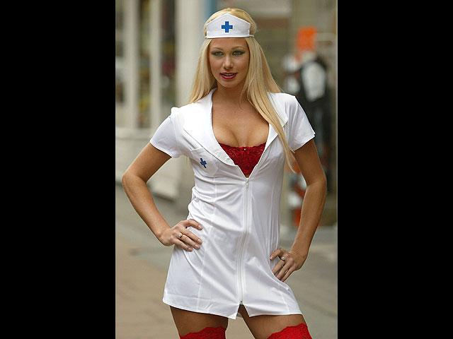 Самые сексуальные медсёстры