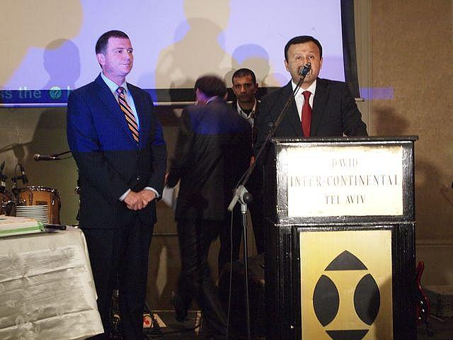 В Тель-Авиве отметили 20-ю годовщину независимости Узбекистана