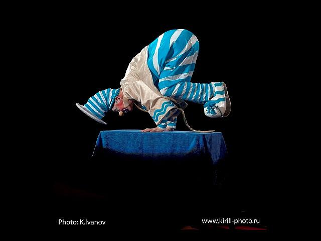 Цирк на проспекте Вернадского собрал лучших артистов для гастролей в Израиле