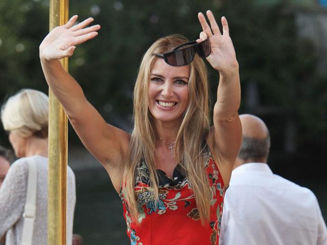 Патриция Д'Аддарио (СМИ называют ее любовницей Берлускони)