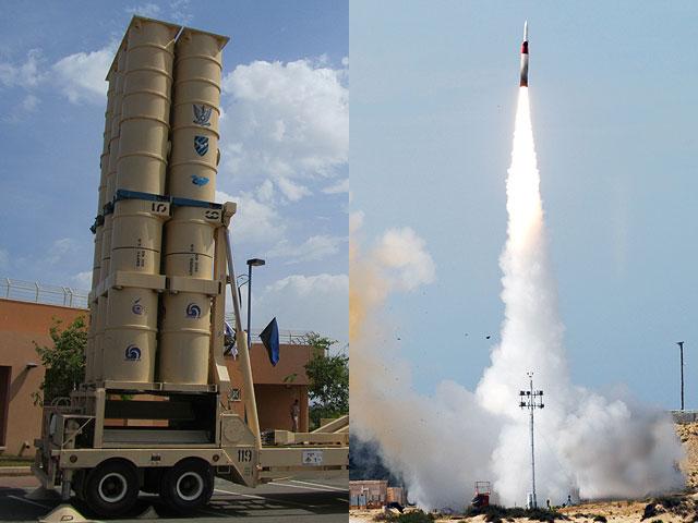 """ЦАХАЛ начал формирование батареи """"Хец-3"""" – верхнего эшелона ПРО Израиля"""