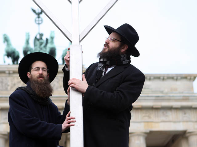 Евреи в германии знакомство