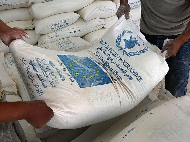 ООН готовится кормить полтора миллиона сирийцев