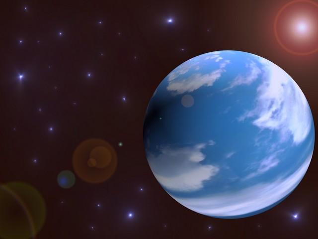 """Американские астрономы открыли новый тип планет – """"водный мир"""""""