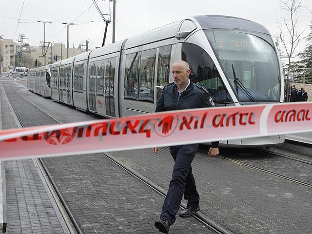 На месте происшествия. Писгат-Зеэв, Иерусалим. 15 марта 2012 года