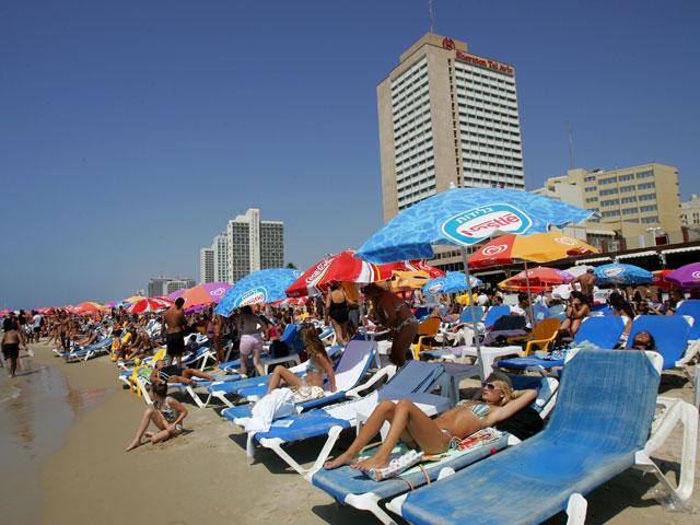 Оргии на пляжу в израиле