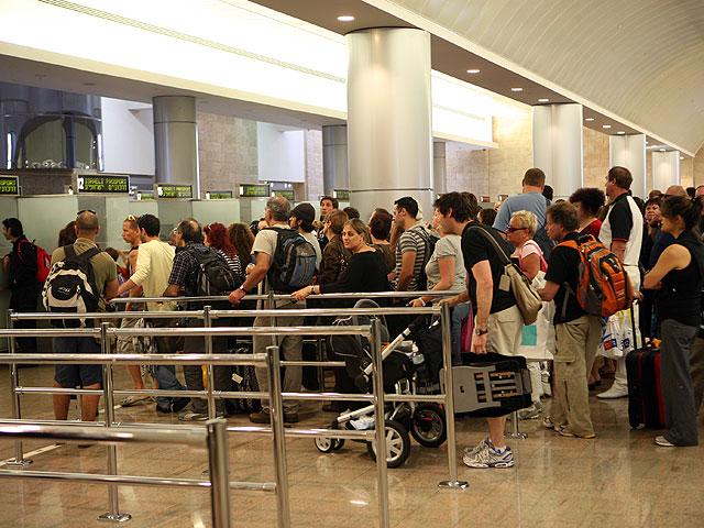 В аэропорту Бен-Гурион арестован курьер с 2,5 кг кокаина в желудке