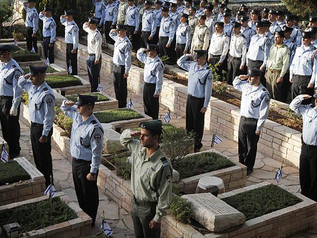 Правительство утвердило создание Мемориала павших в войнах Израиля