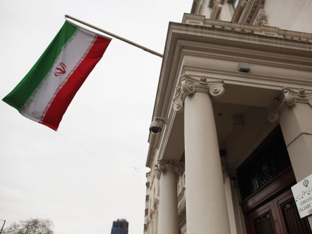 Иранский дипломат уволен из-за секс-скандала в Бразилии. 22.05.2012