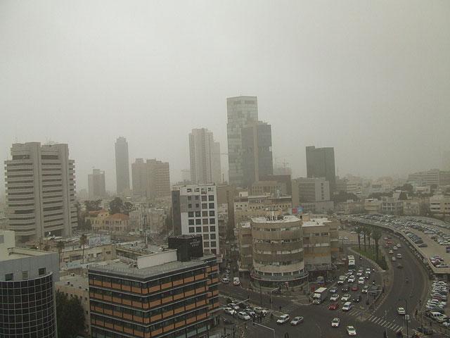 Прогноз погоды на 23 мая: утром порывистый ветер, пыльная буря, днем будет солнечно