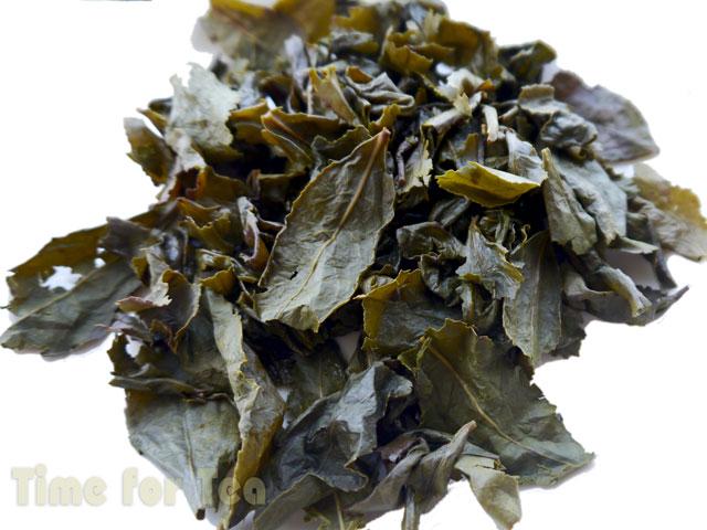 Листья Те Гуань Ин для маски