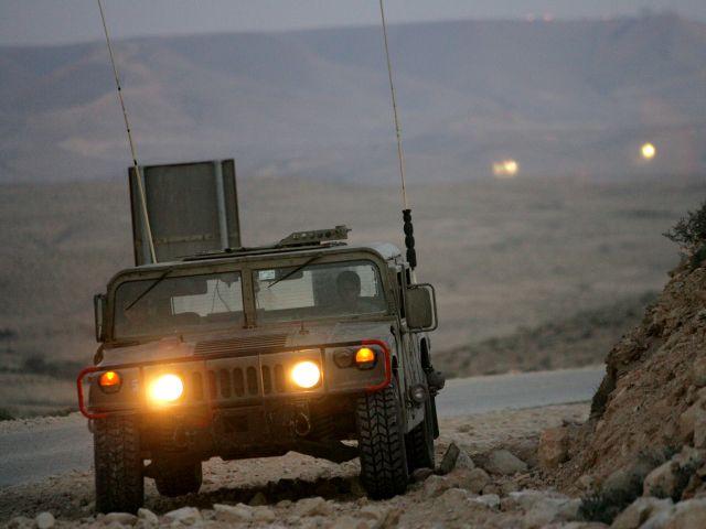 Разрешено к публикации: в результате аварии джипа погиб военнослужащий ЦАХАЛа