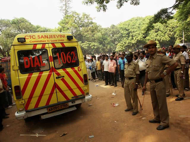 Пожар на сталелитейном заводе в Индии: 16 погибших, 20 раненых