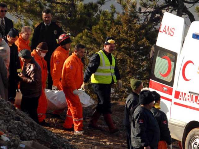В результате пожара в турецкой тюрьме погибли 13 заключенных