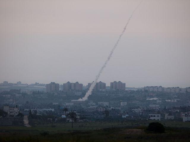 Палестинские террористы обстреляли Сдерот