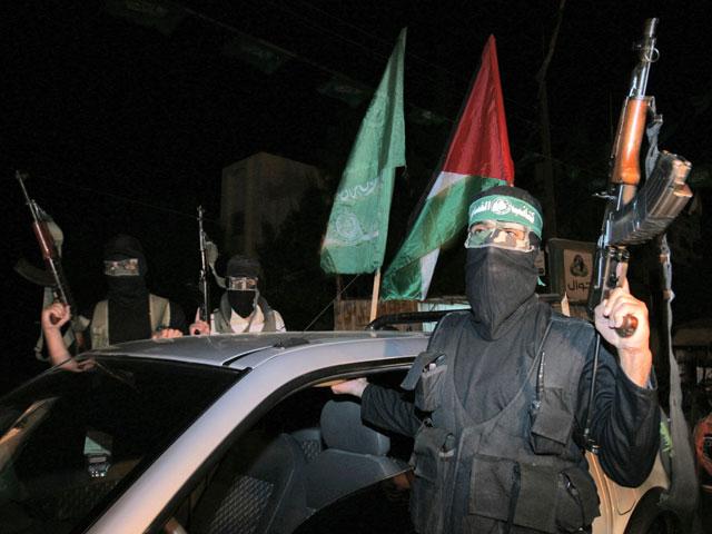 ХАМАС взял на себя ответственность за ракетные обстрелы