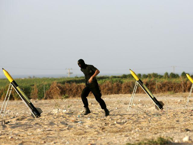 Возобновились ракетные обстрелы израильской территории