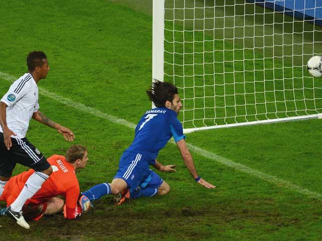 Без сюрпризов: сборная Германии в Гданьске победила греков