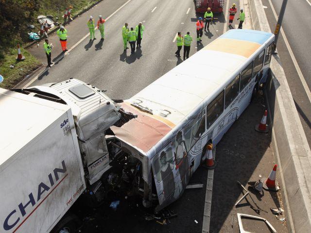 ДТП в Хорватии: погибли семеро туристов из Чехии, 44 человека ранены