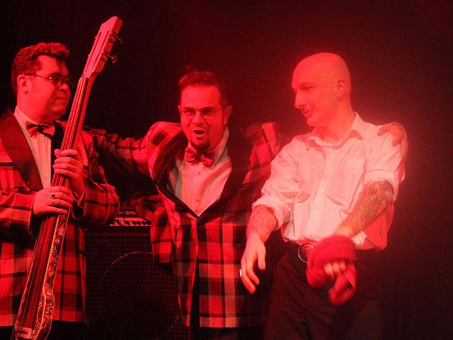 Концерт Lexicon-Orchestra в Тель-Авиве. Декабрь 2009 года