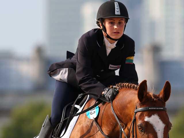 Последнее золото Лондонской олимпиады завоевала спортсменка из Литвы