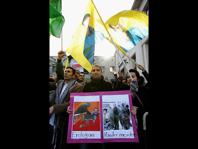 Турция: арестованы иранские агенты, подбивавшие курдов на восстание