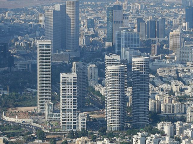 Минобороны перенесет секретную линию воздушной связи, чтобы в Тель-Авиве могли строить высотки