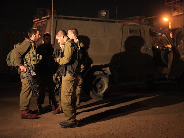 После сообщения об обстреле на место происшествия прибыли крупные силы ЦАХАЛа
