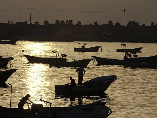 Около побережья Газы задержаны девять рыбаков: ХАМАС обвинил Израиль в нарушении соглашения