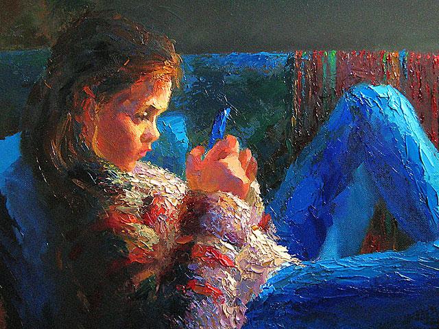 Картина М.Лапицкого