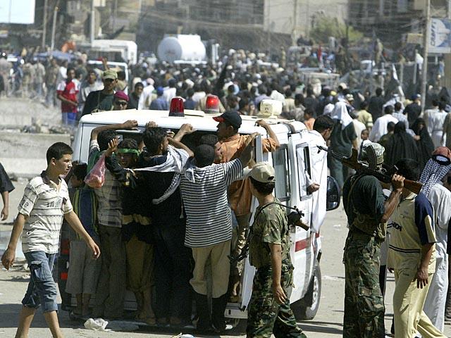 Серия терактов в Ираке: не менее 12 убитых