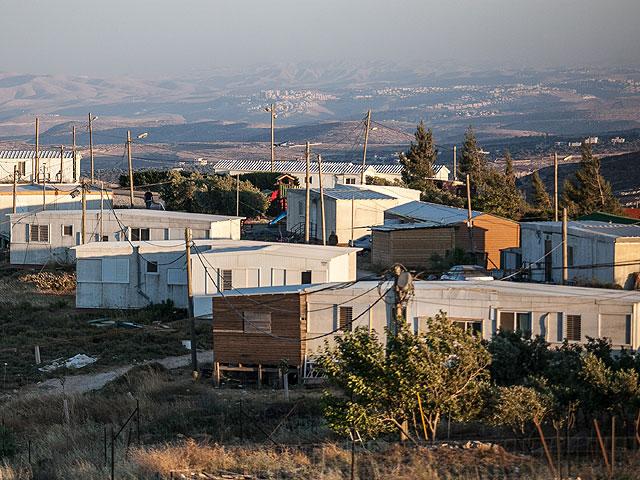 БАГАЦ распорядился эвакуировать Амону до конца апреля