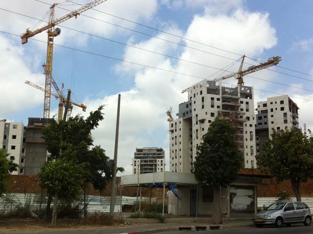 """Проект """"пинуй-бинуй"""" в Иерусалиме: 276 квартир, общественные здания и парк"""