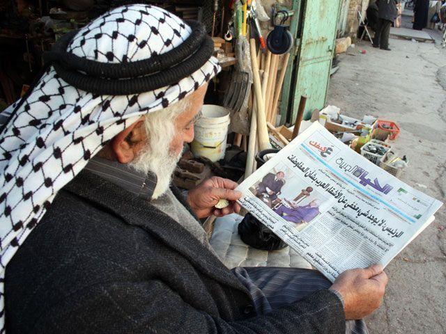 Палестинские форпосты - новое средство борьбы. Обзор арабских СМИ