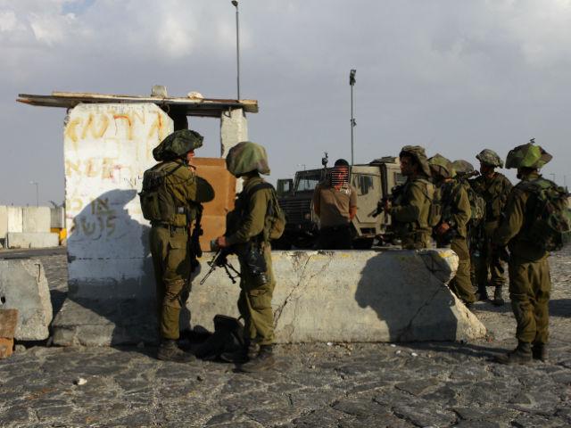 Полиция рекомендует ввести блокаду палестинских территорий в день выборов