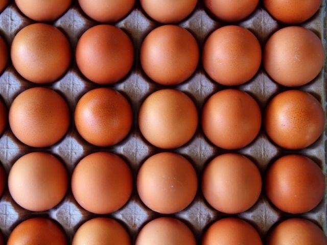 """Минсельхоз призвал не покупать яйца компании """"Йоси Бейцим"""""""