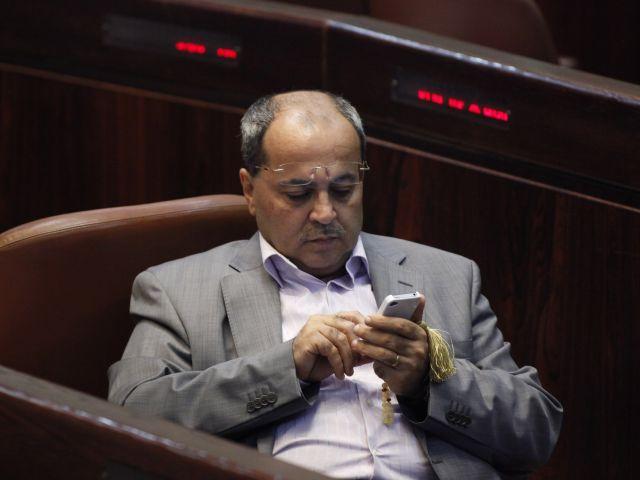 "Ахмад Тиби: ""Арабы плохо голосовали, и наш мандат отдали поселенке"""