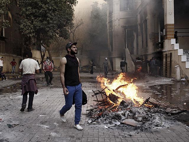 В Египте продолжаются беспорядки, посольство США временно закрыто