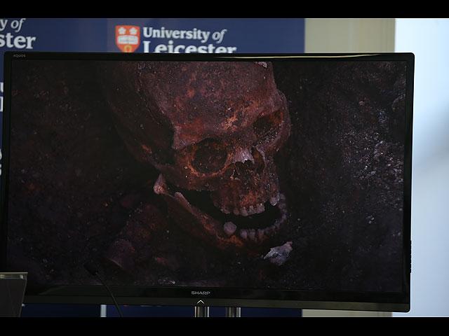 Археологи доказали, что кости, найденные на автостоянке в Лестере – останки Ричарда III