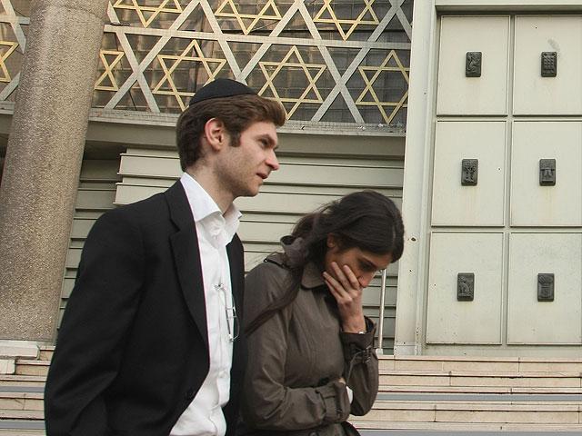 Молодого еврея два раза подряд атаковали грабители-антисемиты (иллюстрация)