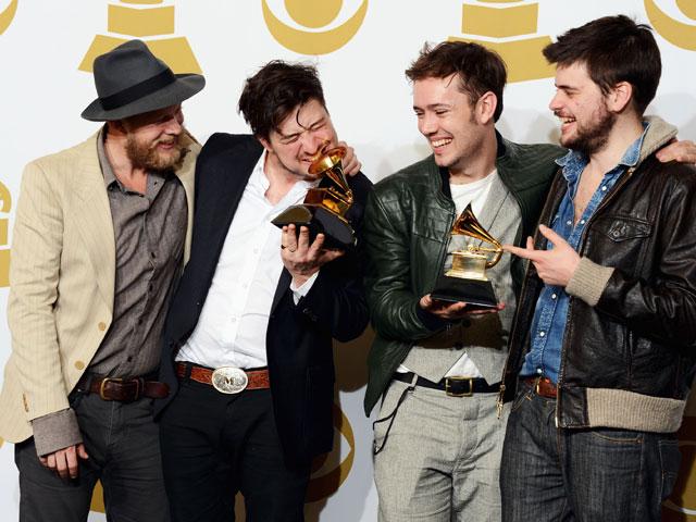 """Лучшим альбомом года был назван альбом """"Babel"""" британской группы Mumford & Sons"""