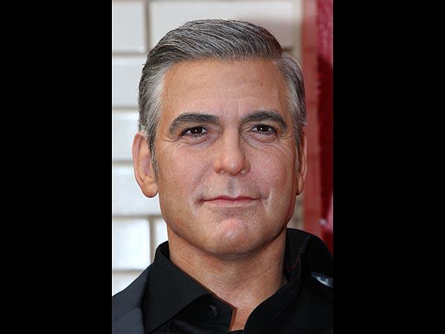 Музей мадам Тюссо подарил женщинам Джорджа Клуни
