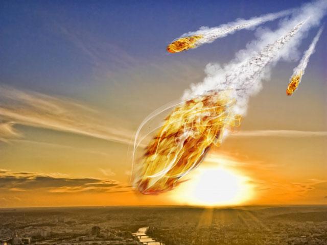 СМИ: обнаружены обломки взорвавшегося над Челябинском метеорита