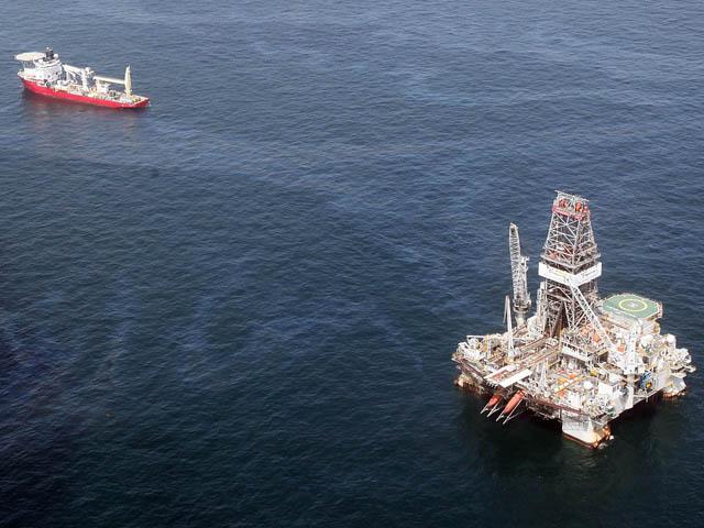 """В """"Левиафане"""" оказалось на 30 млрд. кубометров газа больше, чем ожидалось"""