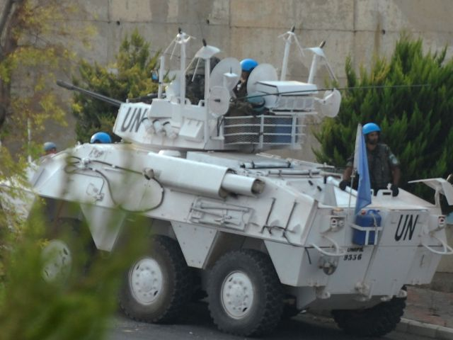 Освобождение наблюдателей ООН сорвано из-за артобстрела